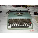 Maquima De Escribir Olivetti Lettera 22 Reparar