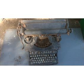 Maquina De Escribir Antgua Olivetti Leer Descripción