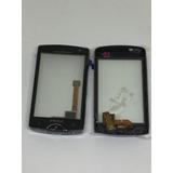 Carcaça Frontal Touch Sony Xperia Mini St15 St15i St15a Pt