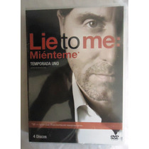 Lie To Me Mienteme Temporada 1 Uno Serie En Dvd
