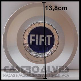 Calotinha Central Roda Fiat Stilo Schumacher 14|15|17 - 1 Pç