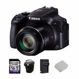 Canon Sx60 / 65x / Fullhd / Mejor A Sx50