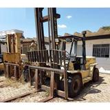 Empilhadeira Hyster H155xl2 Duplex Diesel Ano: 2006 7 Ton