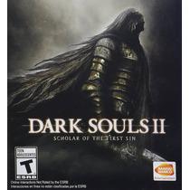 Juego Dark Souls 2 Scholar The First Sin Ps4 Ibushak Gaming