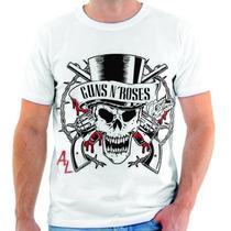 Camisa Camiseta Blusa Guns N