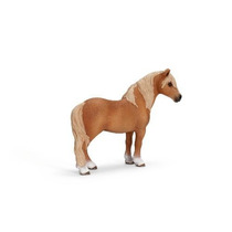 Schleich Jugete Semental Dartmoor Pony, Café/naranja/beige,