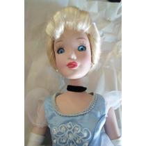 Muñeca Walt Disney Princess Cinderella La Cenicienta