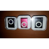Reproductor Mp3 8gb S/pantalla Metalico Recargable