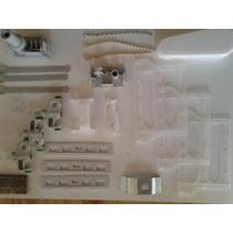 Reparo E Manutenção De Persianas Verticais De Tecido-kit 115