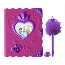 Diario De Vida Secreto Disney Princesas Mágico