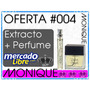 Extracto Rosa Negra + Perfume (masculino) - Monique