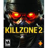 Killzone 2 Ps3 Sellado