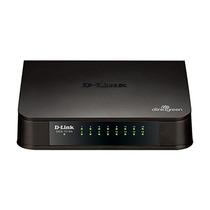 Switch 16 Portas D-link Des-1016a Fast 10/ 100 Mbps Qos