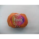 Hilaza Fiesta 1 Paquete Con 5 Madejas De 100 Gramos Cada Una