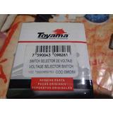 Selector De Voltaje Para Generador Eléctrico Toyama Tg3200