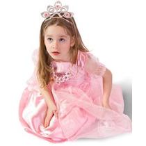 Vestido Disfraz Princesa Reina Carnaval Rosado Mercadopago