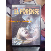 El Forense, (the Coroner) Terror 100% Original Movie Dvd