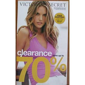 Victorias Secret Catalogo 2010 Blusas Sandalias Bolsa Lente