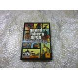 Grand Theft Auto Gta San Andreas Pc Juego Original Nuevo