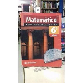 Livro Matemática - 6ª Série Edwaldo Bianchini