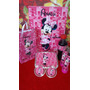 Kit Festa Completo Minnie Mouse