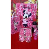 Kit Festa Completo Minnie Mouse
