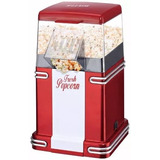 Pipoqueira Vintage Retro Elétrica Antiga Popcorn 220v