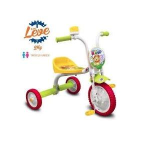 Triciclo 3 Rodas Bicicleta Infantil You 3 Kids Nathor