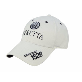 Gorra Pietro Beretta Color Blanca Origina Nueva Con Etiqueta
