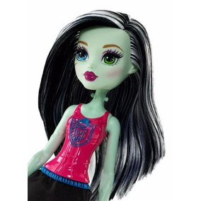 Monster High Frankie Stein Porrista Basica Envio Gratis