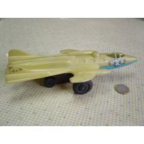 Juguete Antiguo Plastimarx Avión De Fricción