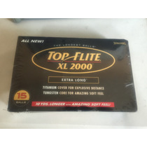 Pelotas De Golf Spalding Top Flite Xl 2000 Caja 15 Pelotas