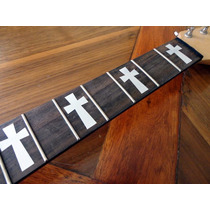 Inlays Vinil Cruces Guitarra Electrica Tommy Iommi Gibson Sg