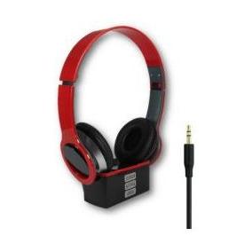 Audifonos Diadema Plegable Modernos Entrada 3.5 Studio Grade