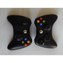Xbox 360 Slim Semi Novo 250gb Com Kinect + 2 Controles Jogos