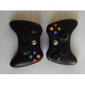 Xbox 360 Slim 250gb Com Kinect + 2 Controles Jogos Semi-novo