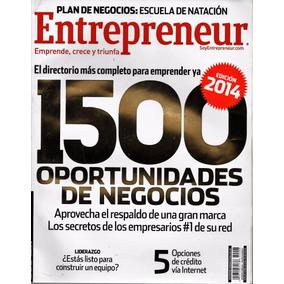 Entrepreneur - 1500 Oportunidades De Negocios - Edición 2014