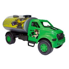 Brinquedo Caminhão Pipa De Plástico