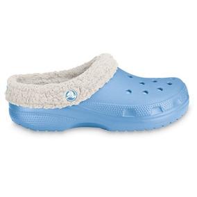 Crocs Mammoth Azul Claro Originales