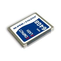 Compact Flash Super Talent 64 Gb Flash Memory Card