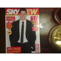 Javier Chicharito Hdz. Camilla Belle Ha Ash Revista Sky View