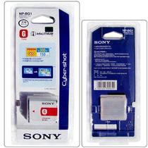 Bateria Sony Np Bg1 Original Nueva En Blister Pila Cybershot
