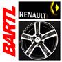 Llantas Aleación 14 Renault 4x100 Colocada Y Balanceada