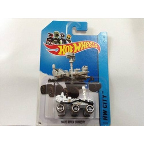 Hot Wheels Mars Rover Curiosity 71/250 Hw City