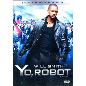 Dvd Yo Robot ( I Robot ) 2004 - Alex Proyas / Will Smith