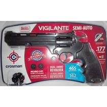 Pistola Marcadora Vigilante Crosman Co2 4.5