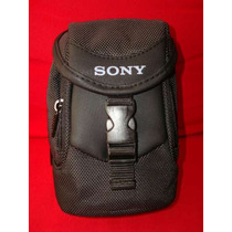 Estuche Camara De Video Sony De Disco Duro Lcm-hcg Original