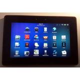 Tablet Blackberry 7´ 16 Gb 512 Funciona Bien, Ficha Usb No