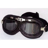 Óculos Pilotar Goggles Retro Aviador Moto Motoqueiro Helmet