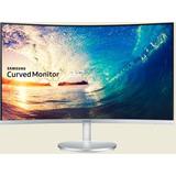 Monitor Gamer Samsung Lc27f591fdlxzx Curvo 27 Hd C/ Bocinas